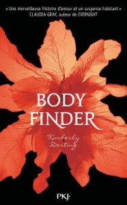 German cover for THE BODY FINDER
