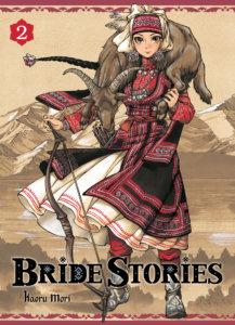 Bride-Stories-tome-2-de-Kaoru-Mori