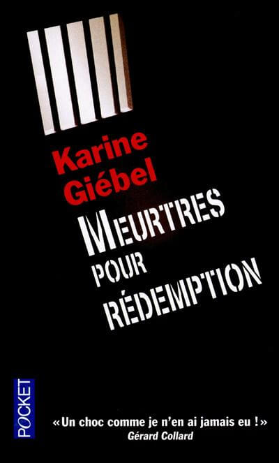 Meurtres pour rédemption Karine Giébel