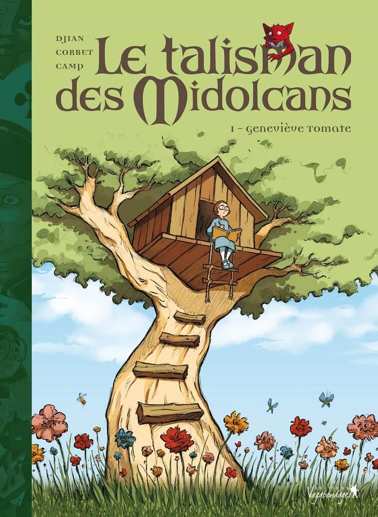 Le talisman des Midolcans
