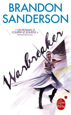 Warbreaker Sanderson