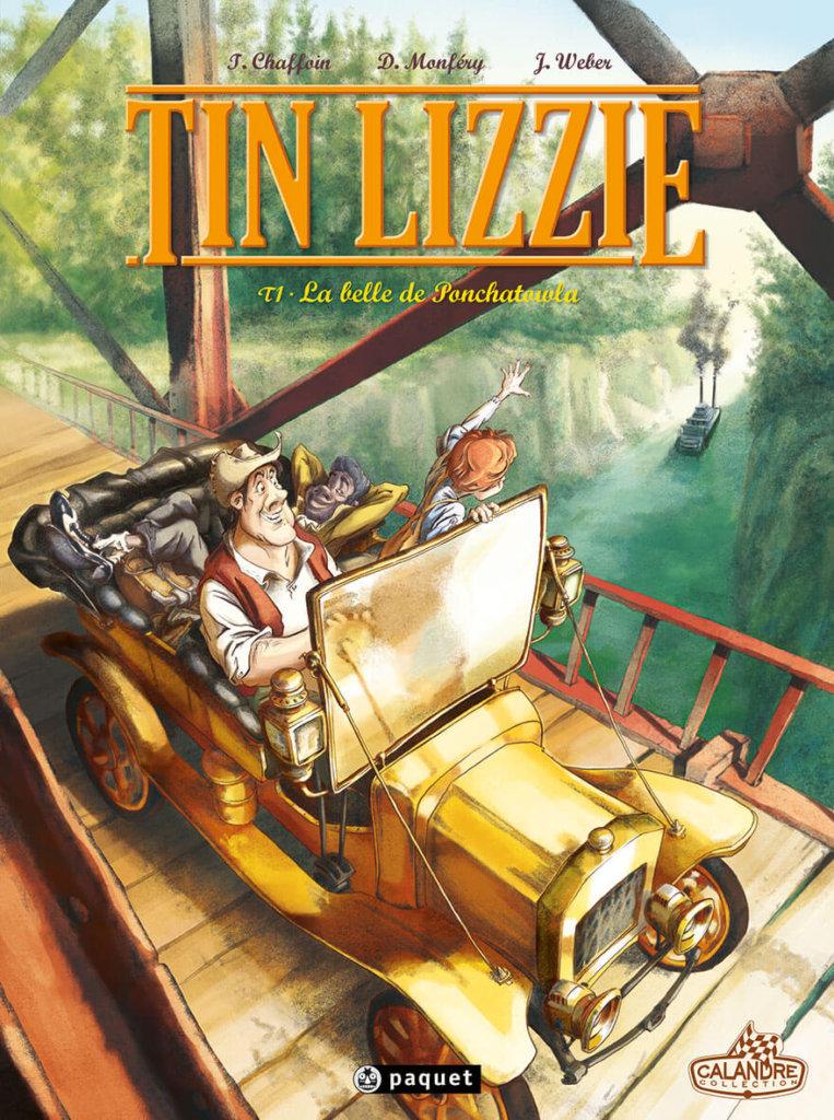 Tin Lizzie Monféry Chaffoin Paquet