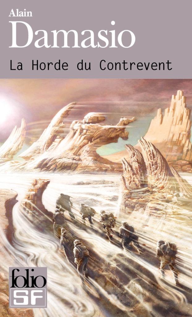 La horde du contrevent Damasio