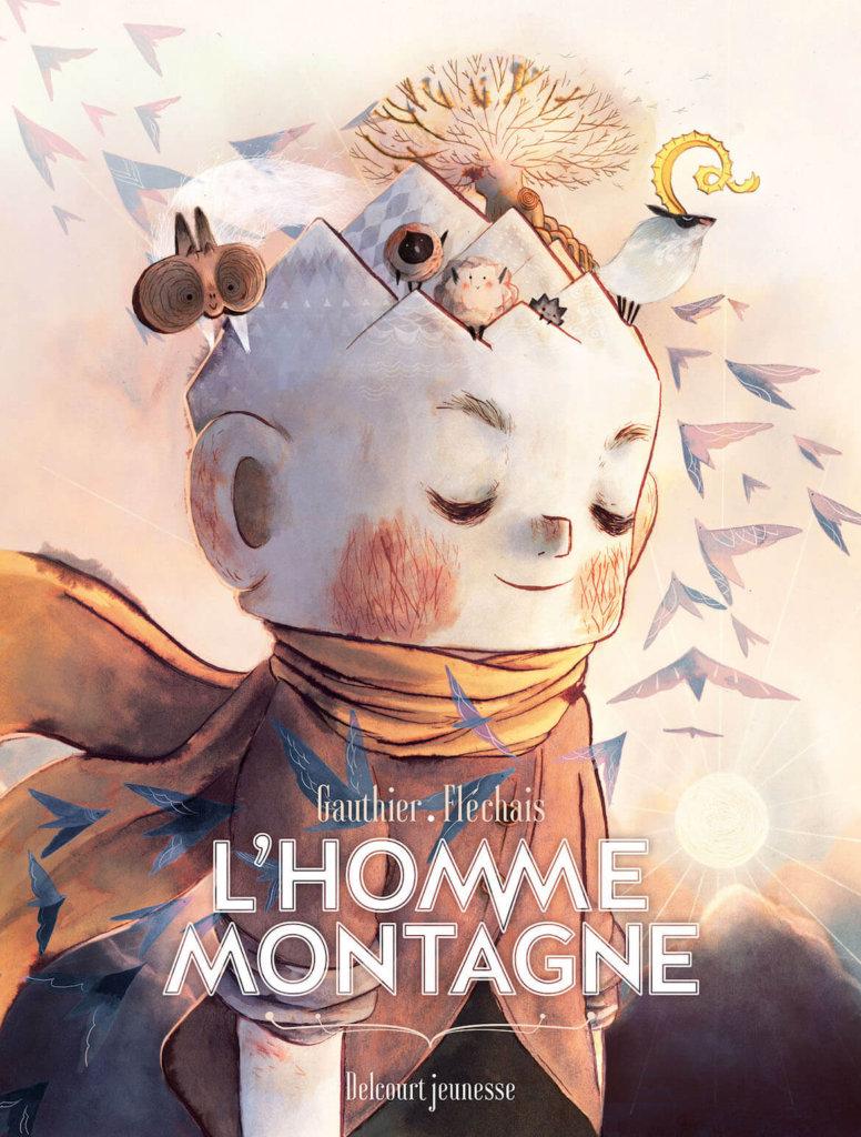 HOMME MONTAGNE fléchais gauthier