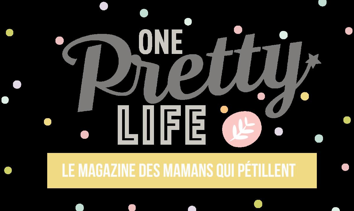 one pretty life logo