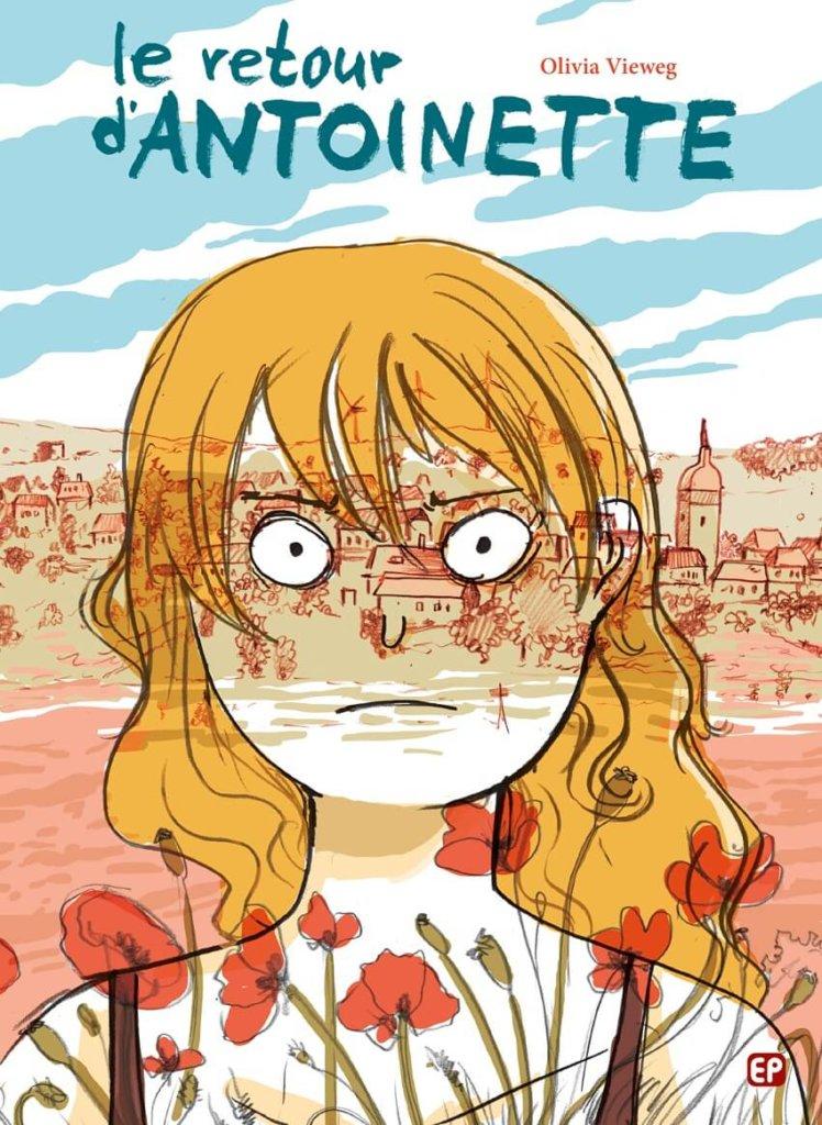 Le retour d'Antoinette Vieweg