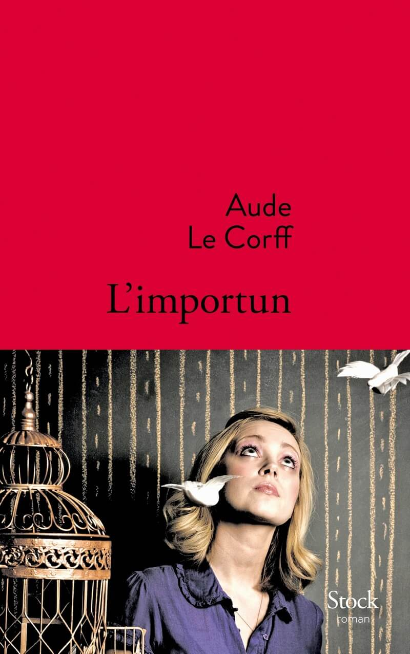 L'importun Aude Le Corff