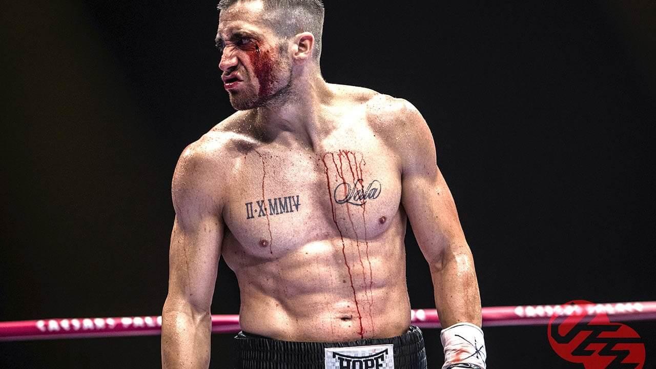 Jake Gyllenhaal La rage au ventre