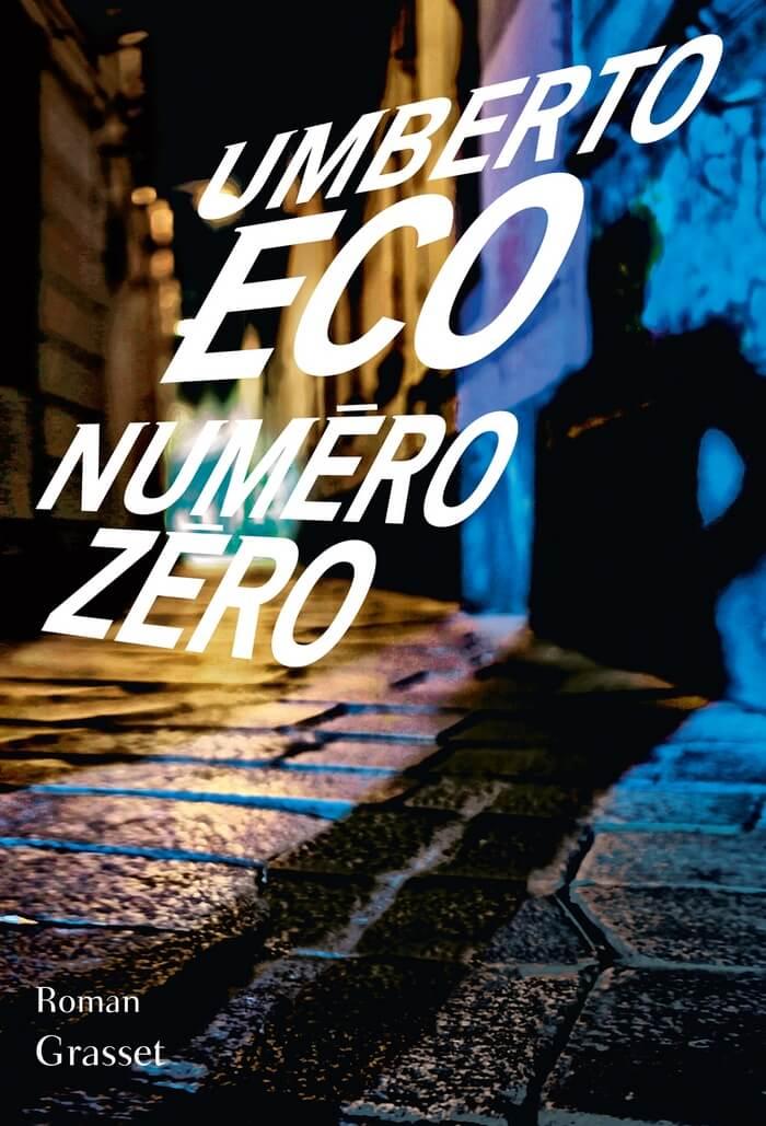 Numéro Zéro Umberto Eco