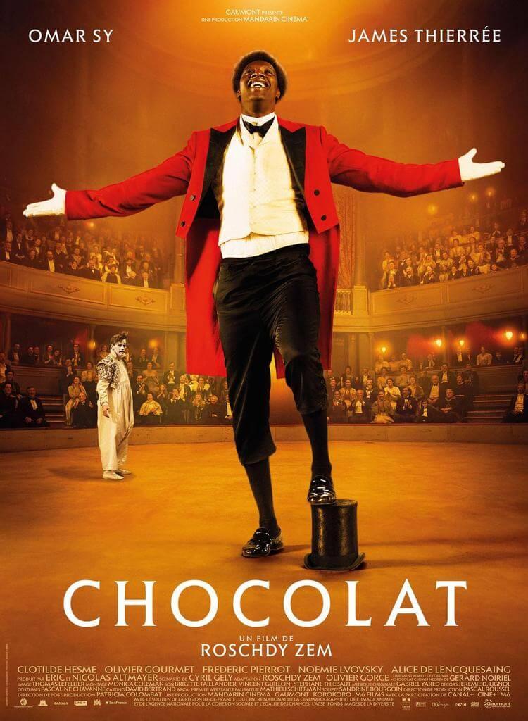 Chocolat film Roschdy Zem