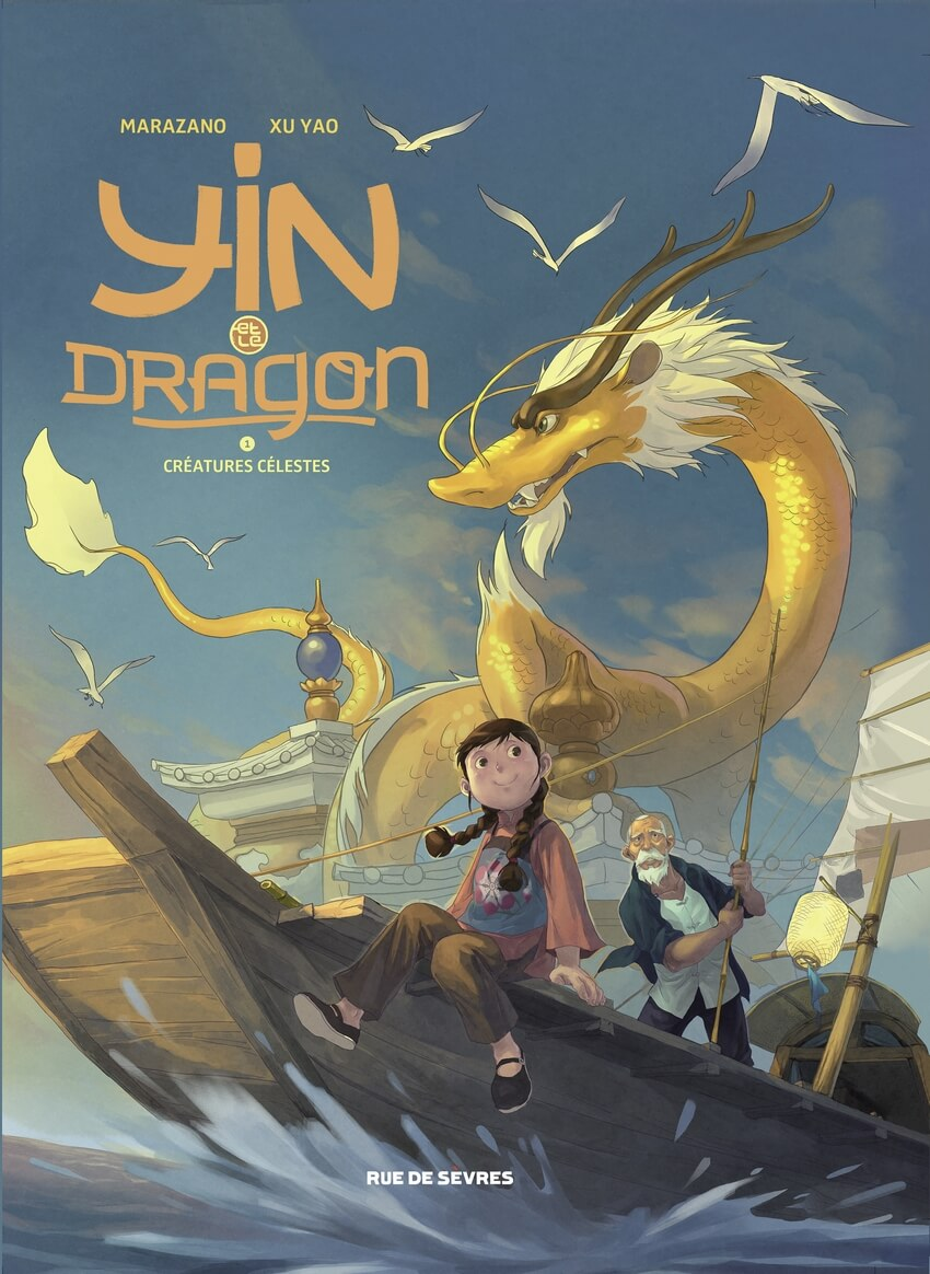 Yin et le dragon Marazano