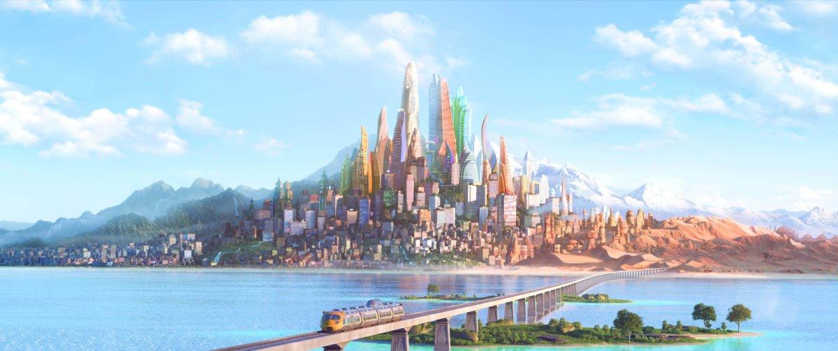 Zootopie Disney