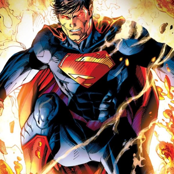 Superman Unchained une