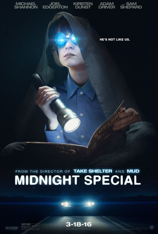 Midnight Special Jeff Nichols Michael Shannon