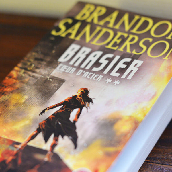 Brasier Brandon Sanderson