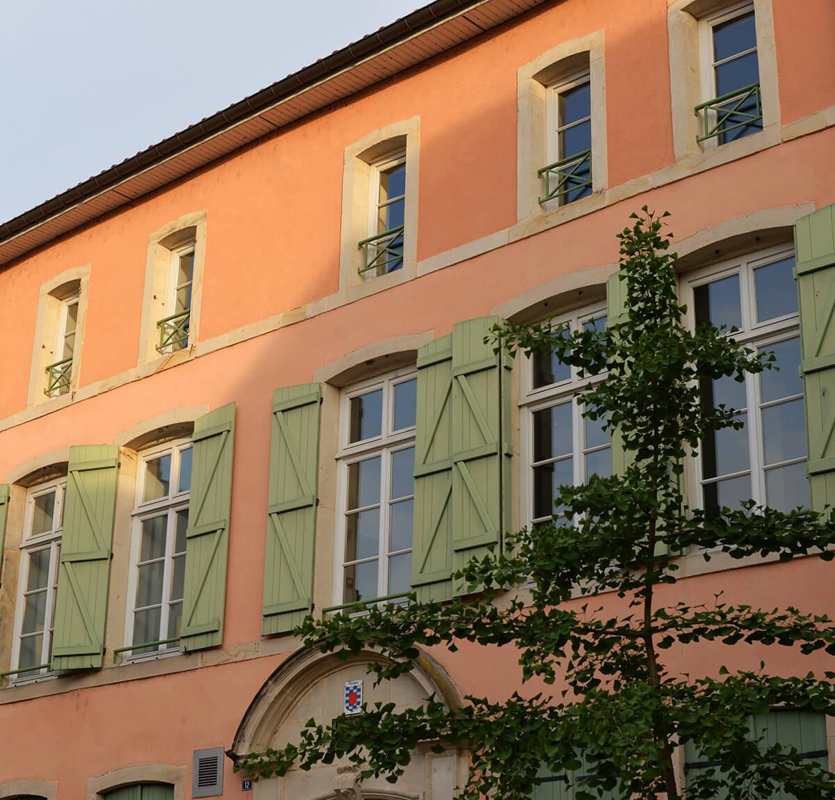 Imaginales 2016 façade