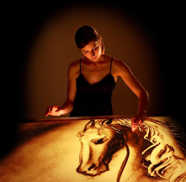 Des rêves dans le sable Lorène Bihorel