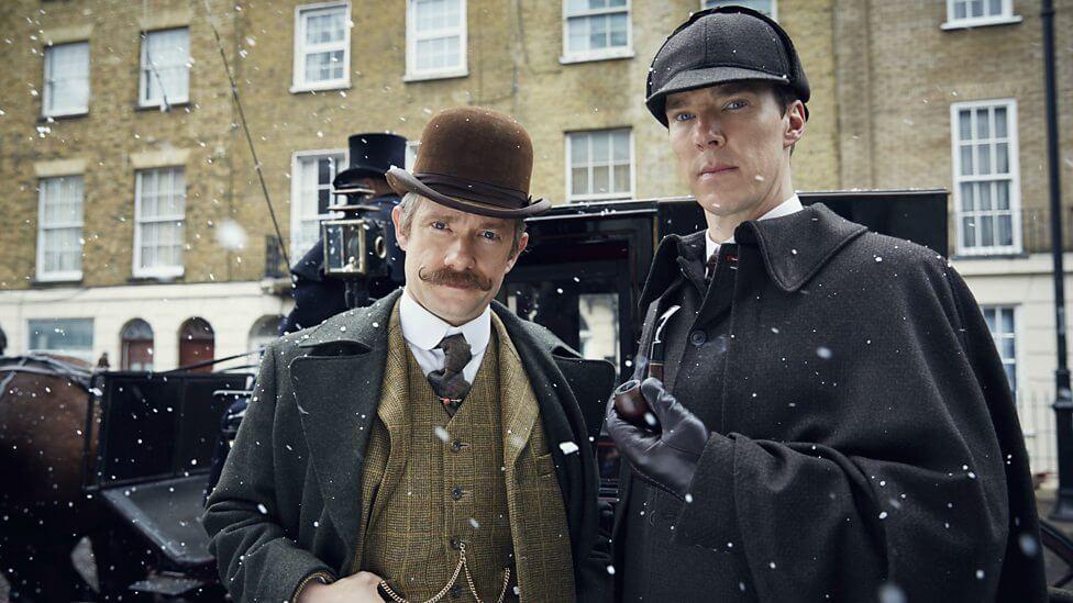 Sherlock Série 3