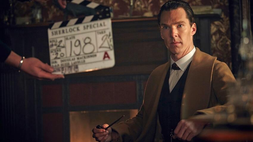 Sherlock série 1