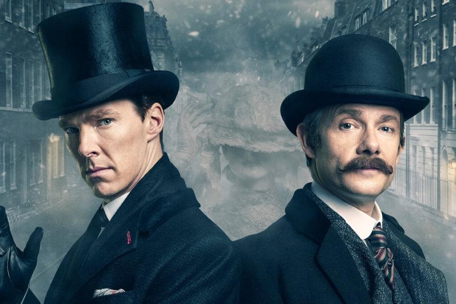 Sherlock série