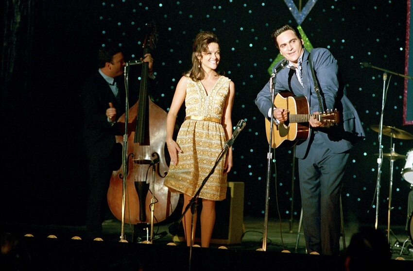 Walk the line film Phoenix Witherspoon