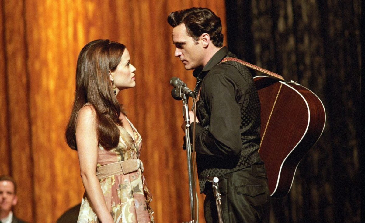 Walk the line une