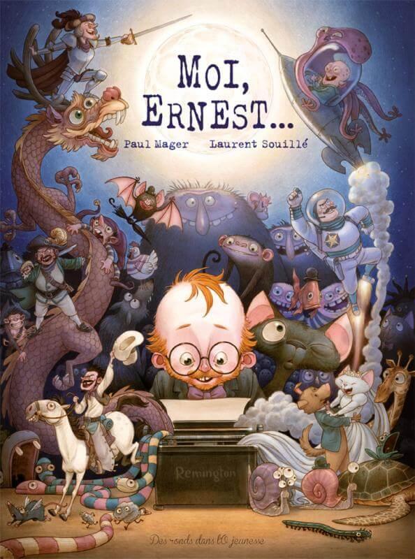 Moi, Ernest…
