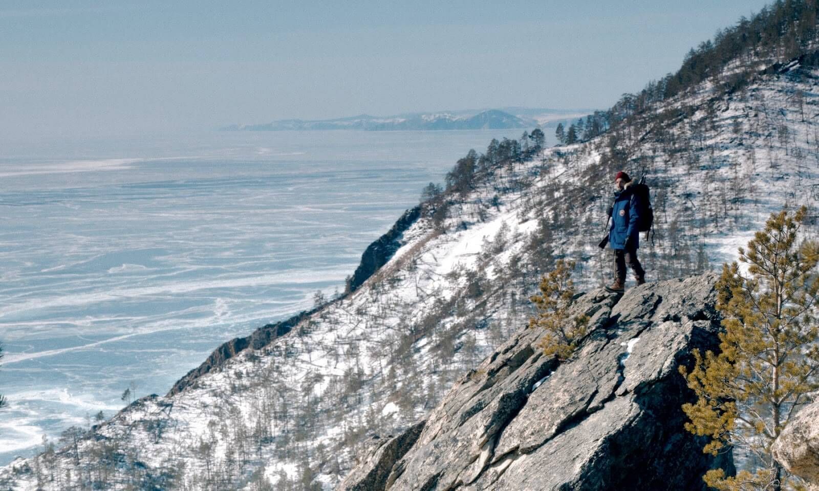 Dans les forêts de Sibérie film Lac Baïkal