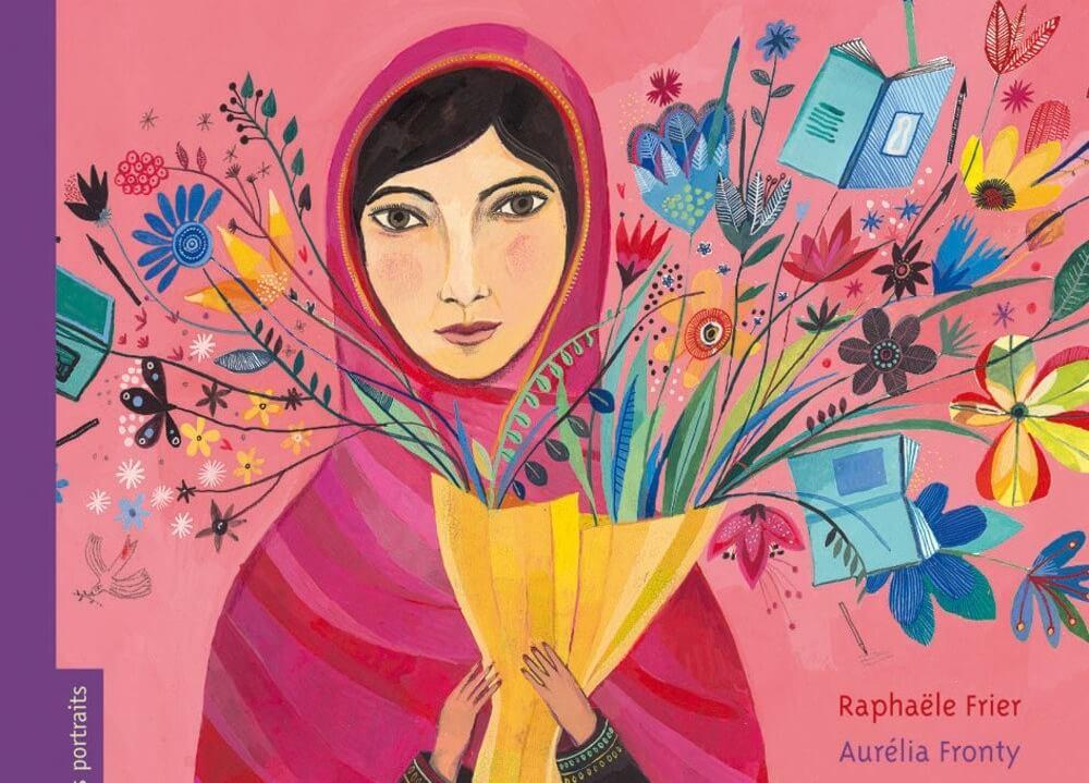 Malala pour le droit des filles à l'éducation une