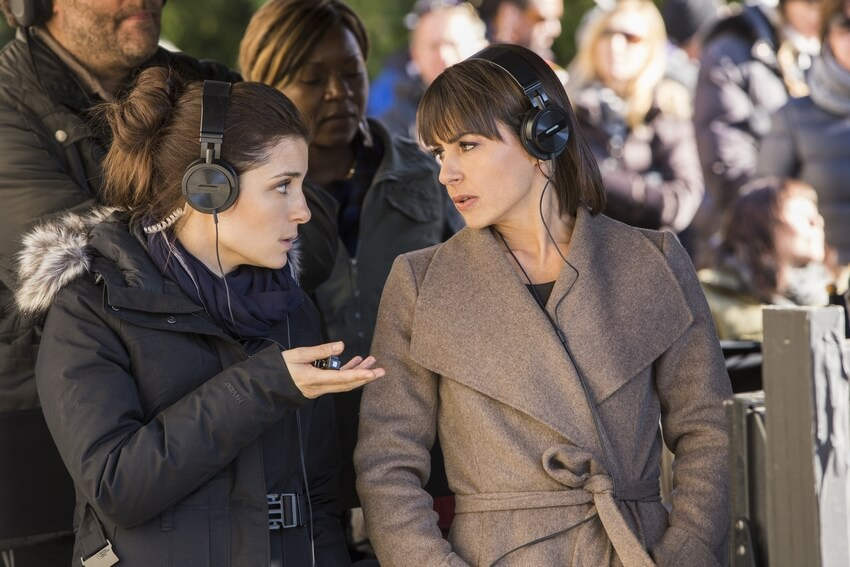 UnREAL série Constance Zimmer Shiri Appleby