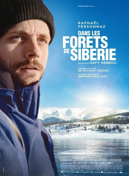 Dans les forêts de Sibérie film affiche