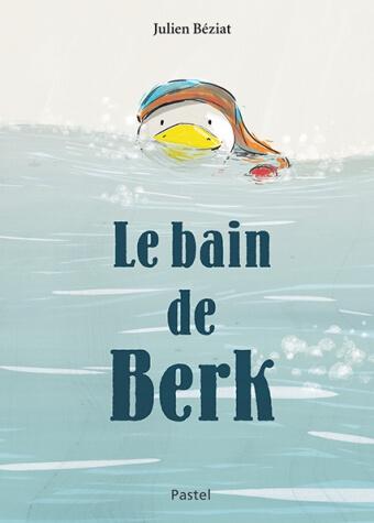 Le bain de Berk Béziat Pastel