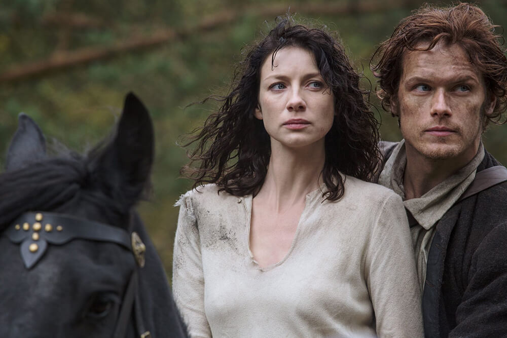 Outlander série Netflix 1