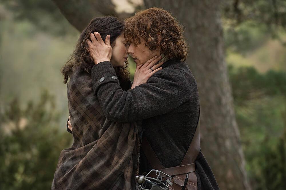 Outlander série Netflix 3