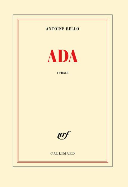 Ada Bello Gallimard