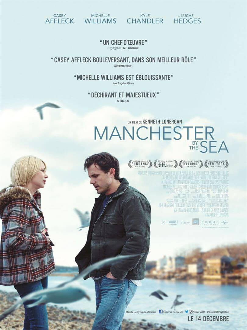 Manchester by the sea film affiche