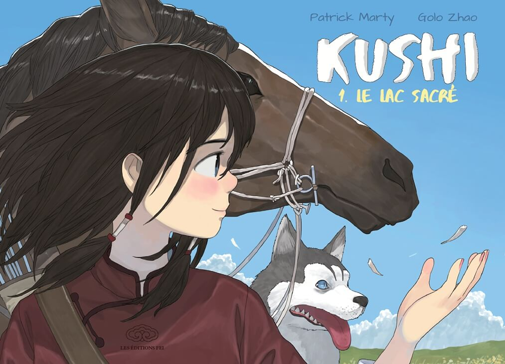 Kushi éditions Fei