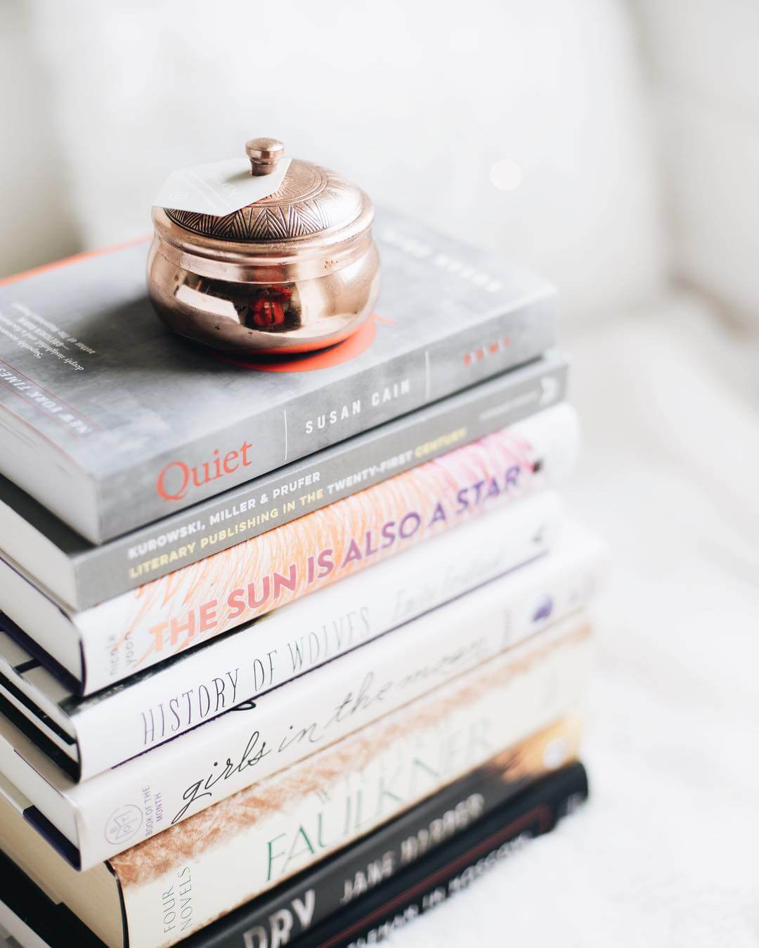Bookstagram Patience Randle 2