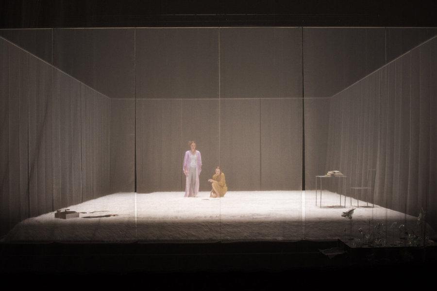 La ménagerie de verre théâtre national de Bretagne
