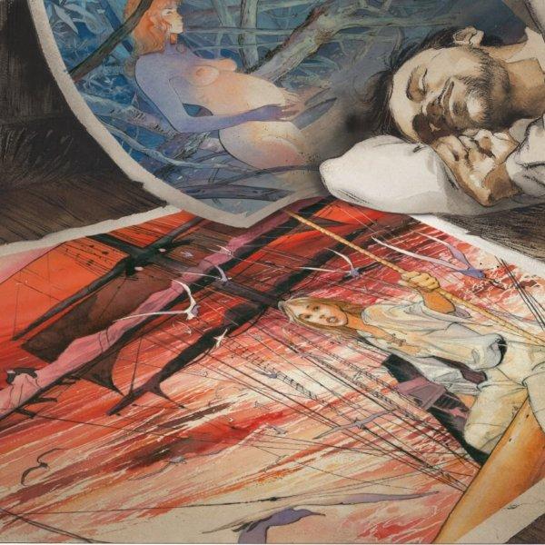 Les voyages d'Ulysse Emmanuel Lepage une