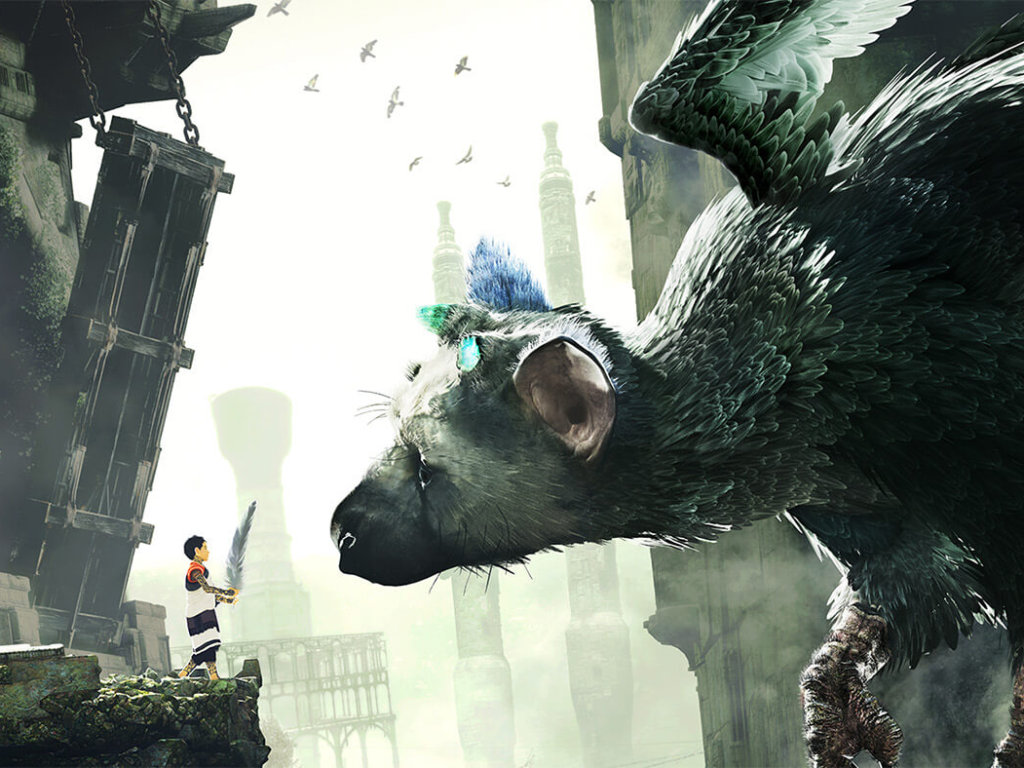 The Last Guardian Jeu