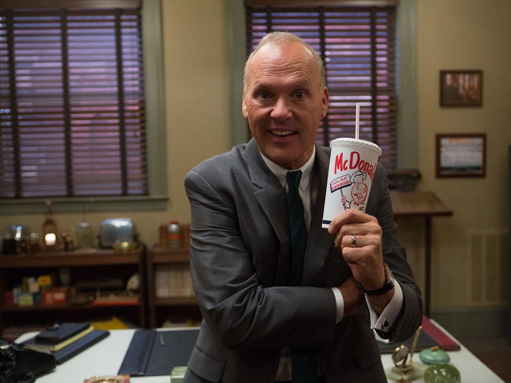 Le Fondateur Michael Keaton