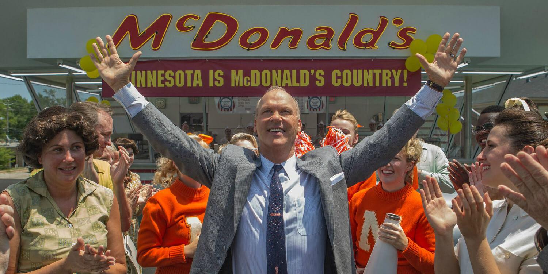 Le Fondateur Michael Keaton 2