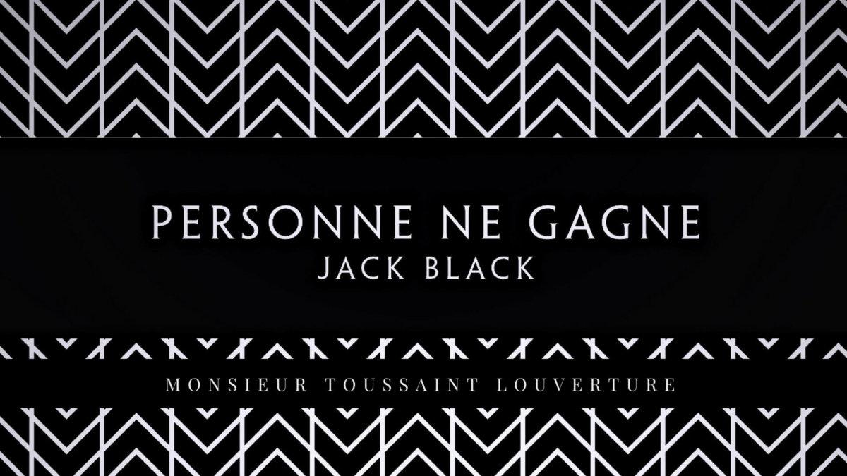 Personne ne gagne Jack Black