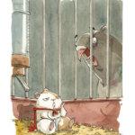 Clotaire et son slip de bain Drillon Friess 2